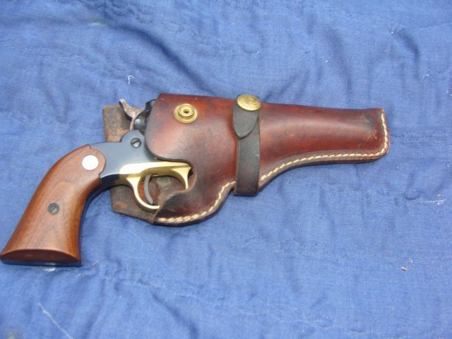 I Have An Old Ruger Bearcat Single Action Revolver  There Are Rust