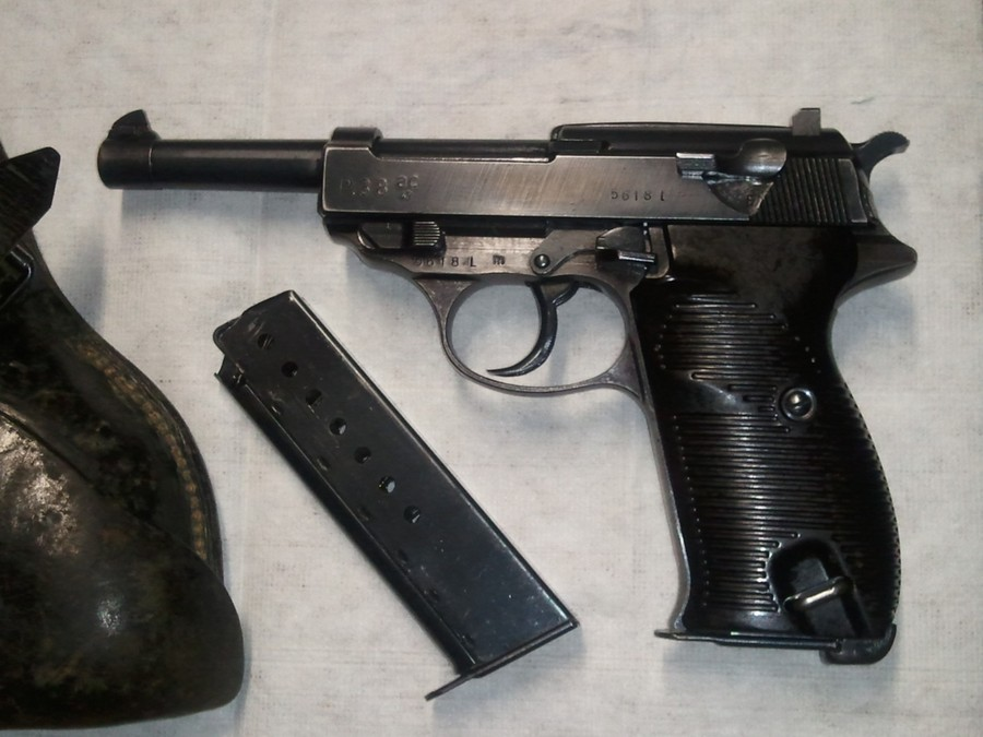 Walther p38 value