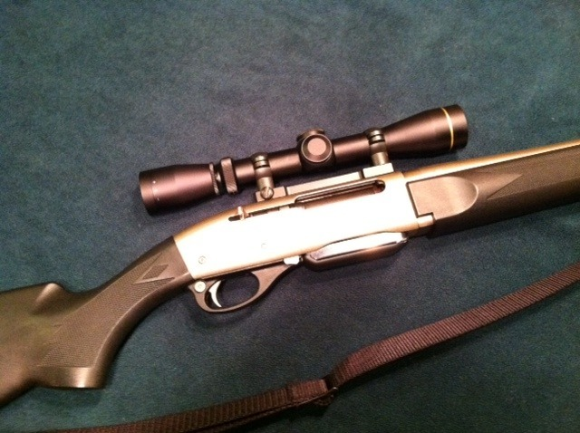 How About This Remington 7400 Weathermaster