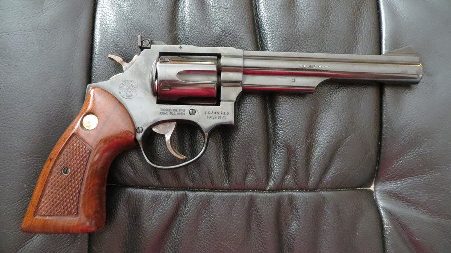 Taurus Serial Number Lookup >> Age Of A Taurus 357 I Have A Taurus Model 66 357 Magnum Revolver
