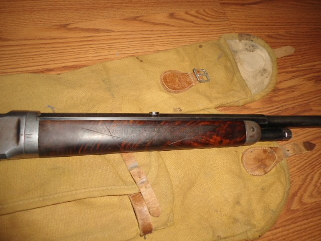 7mm Mauser Rifle Identification Markings: 7mm Sempert Krieghoff Suhl