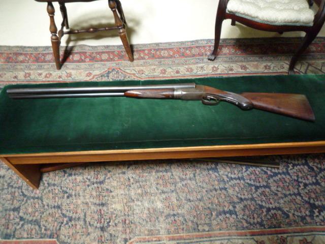 VALUE OF AN OLDER ITHACA DOUBLE BARREL SHOT GUN | Gun Values