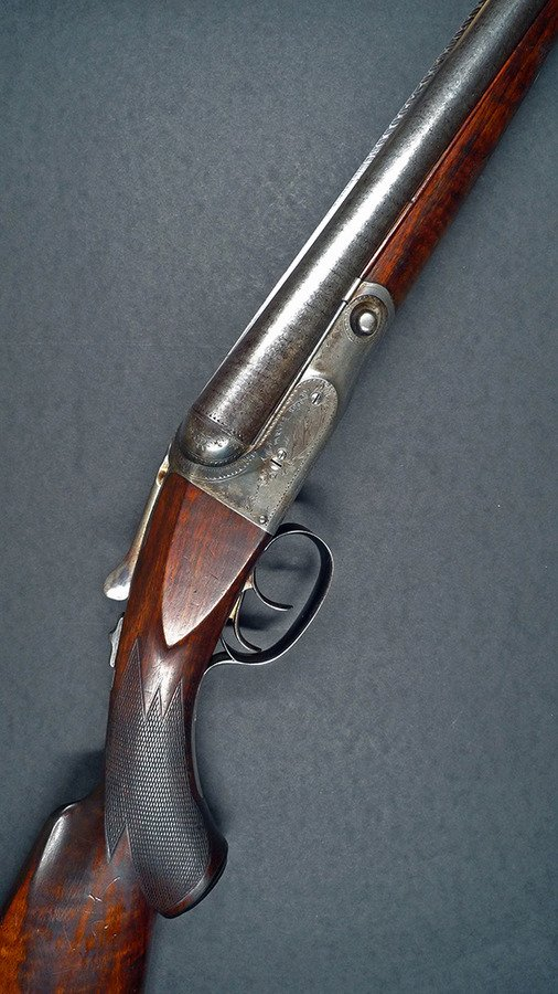 Parker Brothers Shotgun History Serial Number